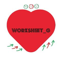 Worksheet_g logo