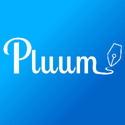Pluum officiel logo